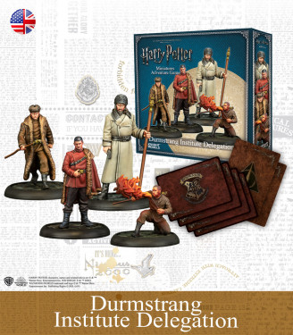 Harry Potter Miniatures Game: Durmstrang Institute Delegation