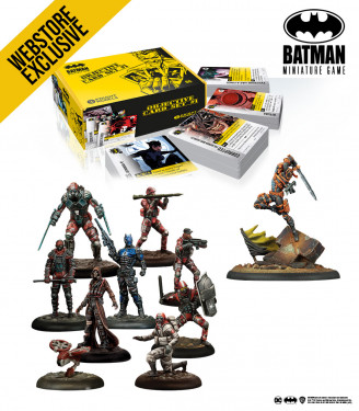 Batman Miniature Game: April 2021 Militia Bundle