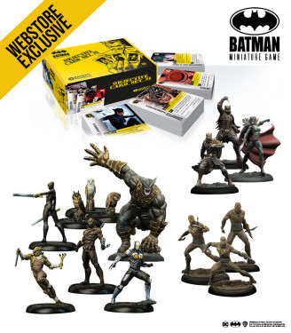 Batman Miniature Game: April 2021 Court of Owls Bundle