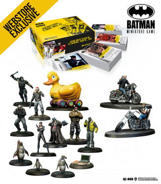 Batman Miniature Game: April 2021 Penguin Bundle