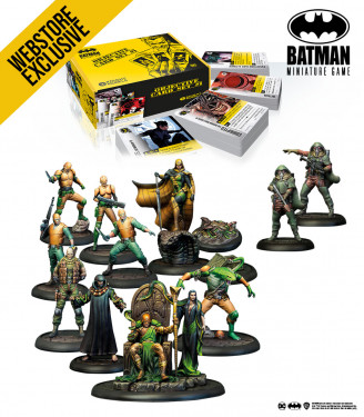 Batman Miniature Game: April 2021 Cults Bundle