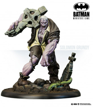 Batman Miniature Game: Solomon Grundy