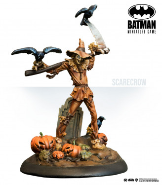 Batman Miniature Game: Scarecrow