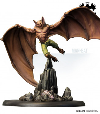 Batman Miniature Game: Man-Bat