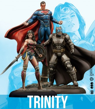 BATMAN V. SUPERMAN TRINITY