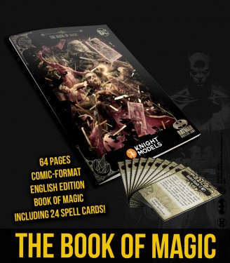 THE BOOK OF MAGIC for BMG (English)