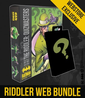 RIDDLER WEB BUNDLE