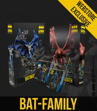 BAT-FAMILY BUNDLE