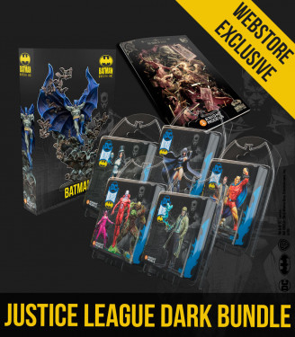 JUSTICE LEAGUE DARK BUNDLE