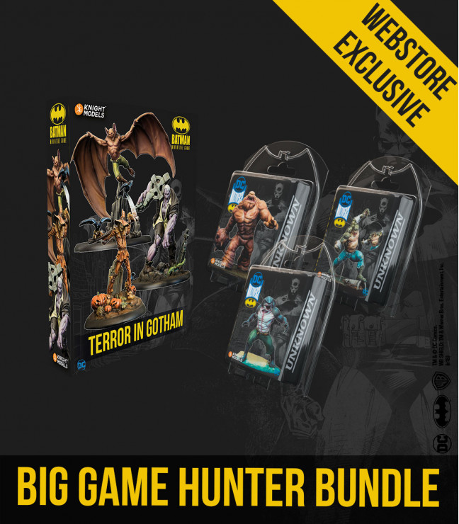 BIG GAME HUNTER BUNDLE