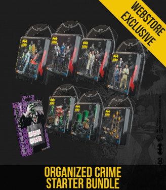 ORGANIZED CRIME STARTER BUNDLE
