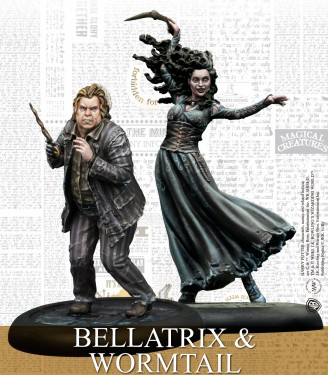 BELLATRIX & WORMTAIL SPANISH