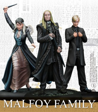 MALFOY FAMILY SPANISH