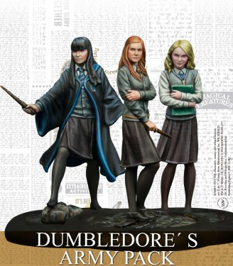 DUMBLEDORE'S ARMY PACK (ENGLISH)