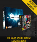 THE DARK KNIGHT RISES + SUICIDE SQUAD BUNDLE