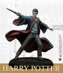 HARRY POTTER MINIATURES ADVENTURE GAMES CORE BOX 2ND EDITION SPANISH
