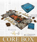 HARRY POTTER MINIATURES ADVENTURE GAMES CORE BOX 2ND EDITION ENGLISH