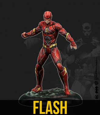 FLASH (EZRA MILLER) (MULTIVERSE)